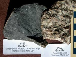 Rock Mysteries 192 Granite And Gabbro